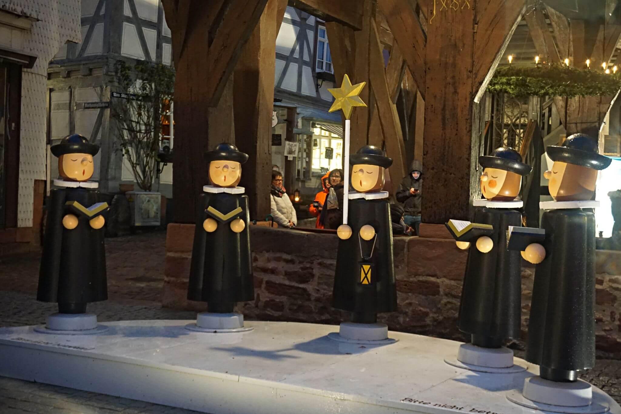 Figuras navideñas de Michelstädt
