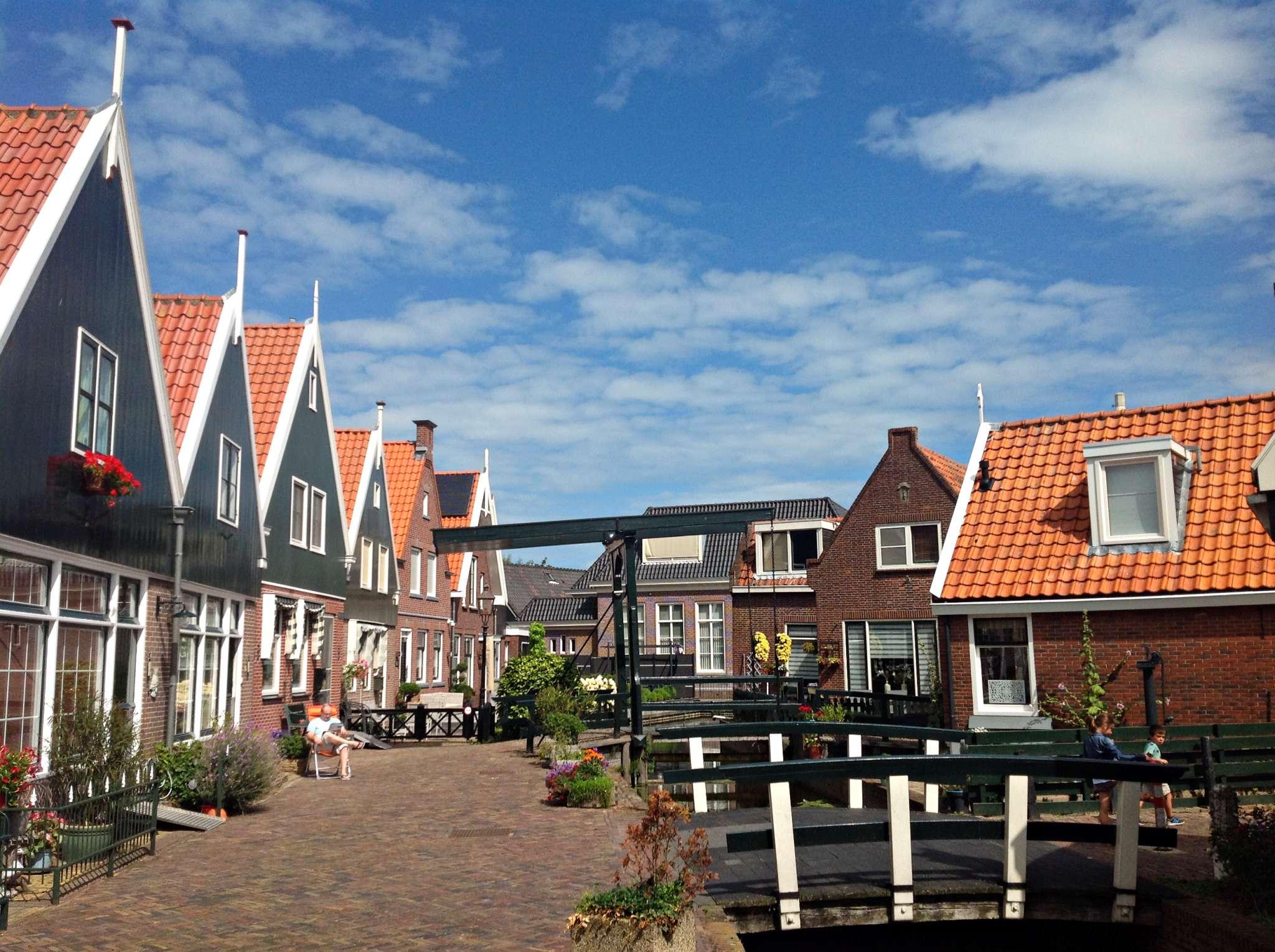 Interior de Volendam