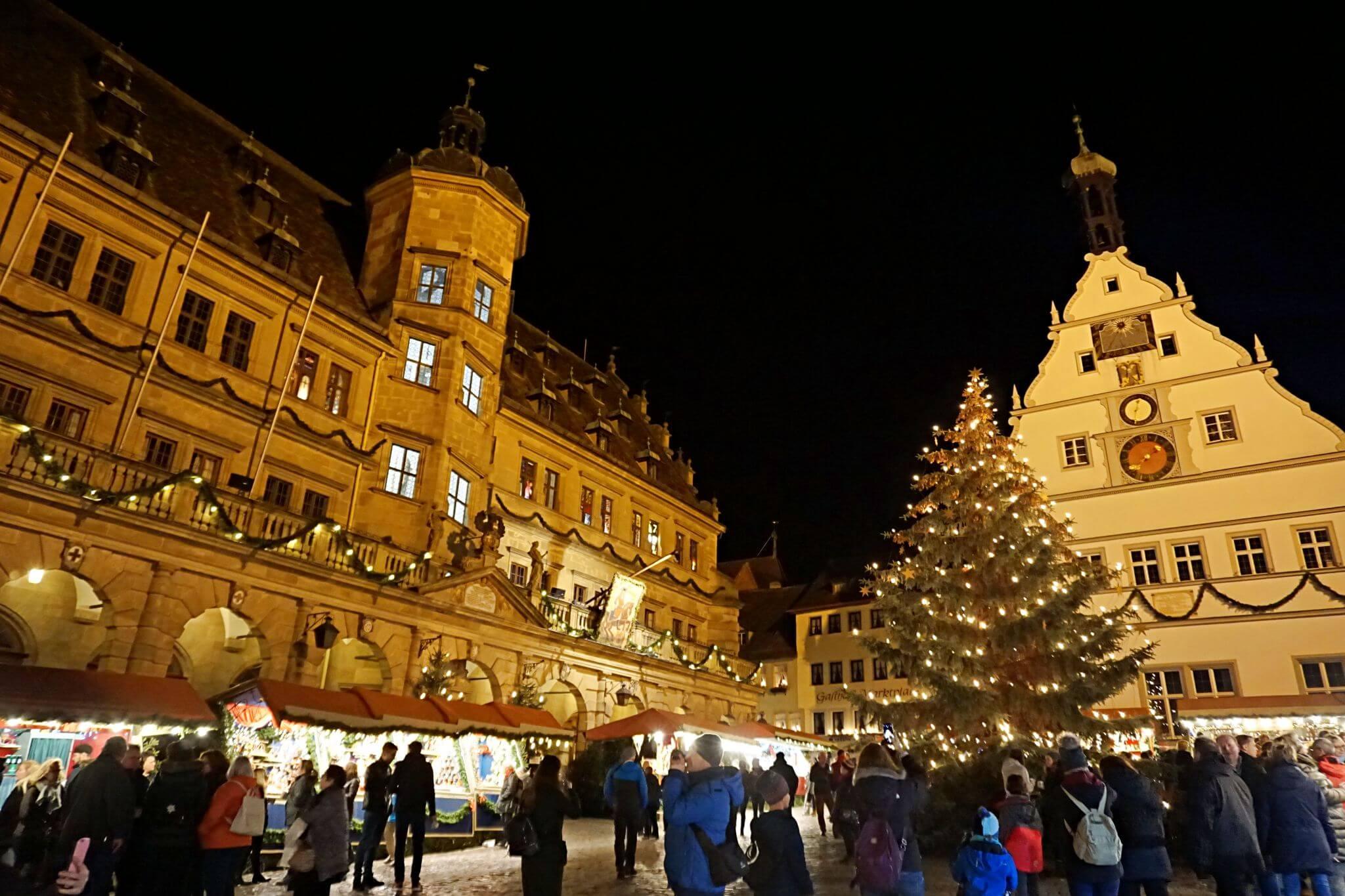 La Marktplaz en Navidad