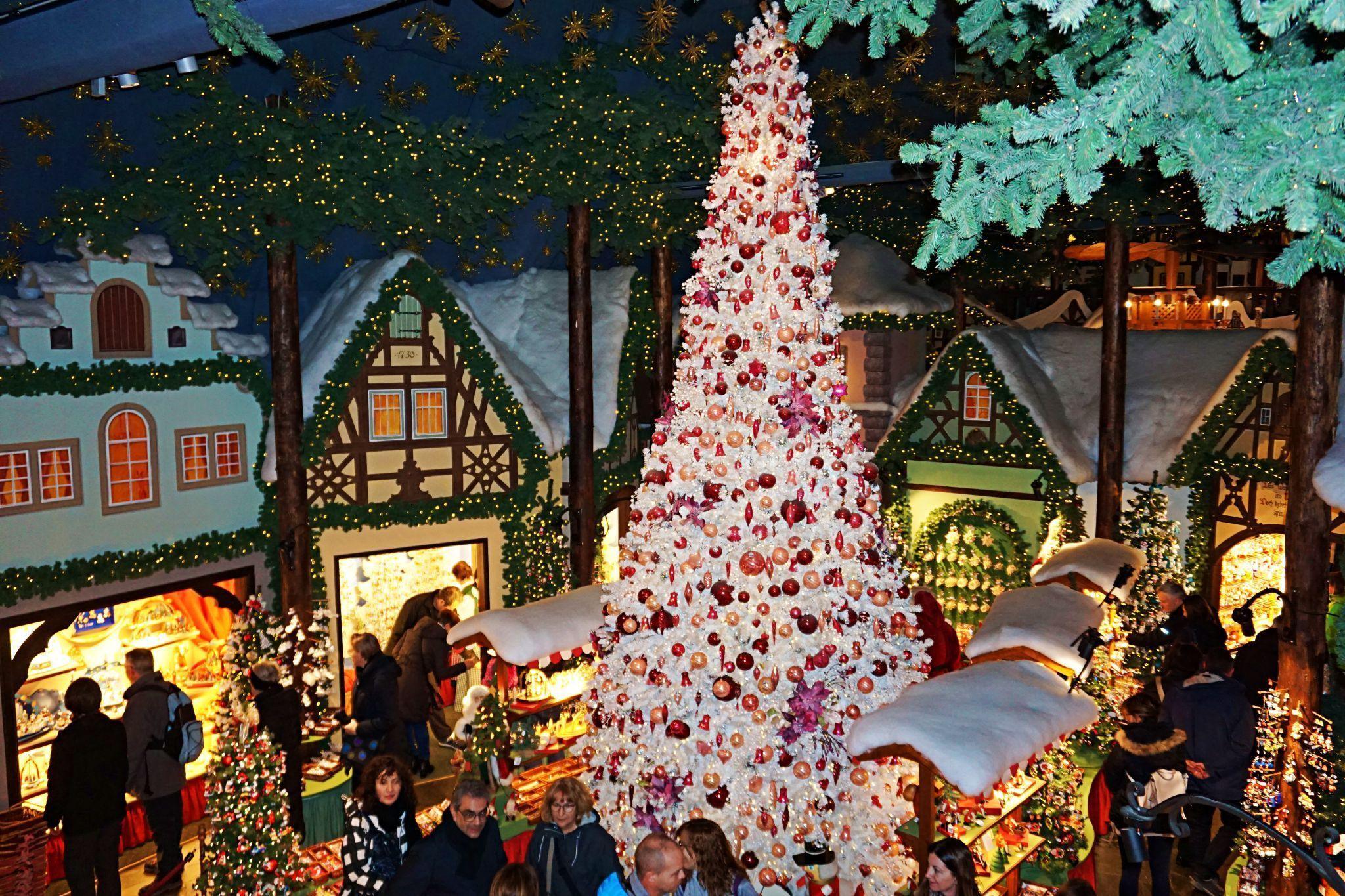 La tienda de la Navidad de Käthe Wohlfahrt
