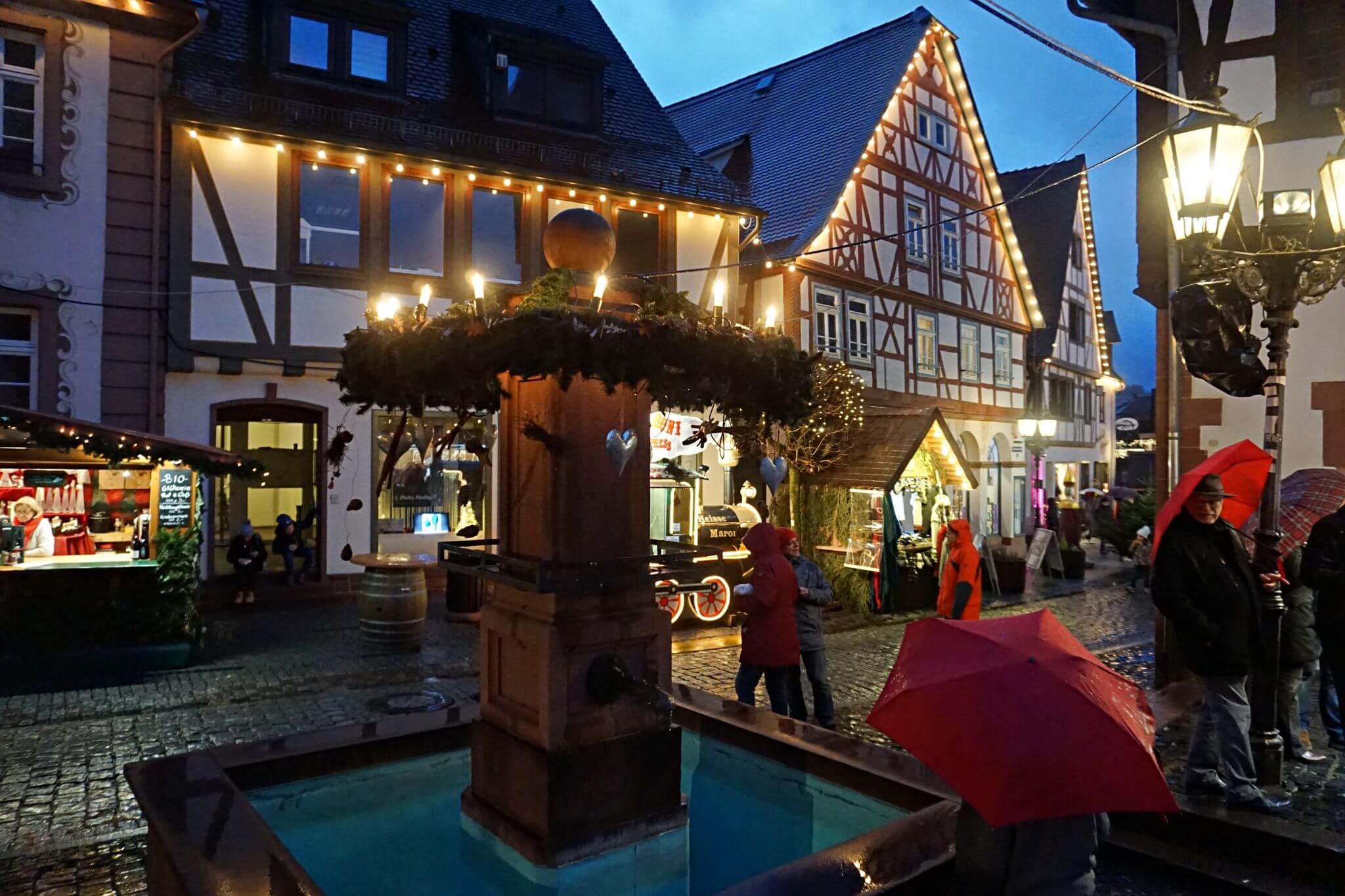Mercadillo de Navidad de Michestädt