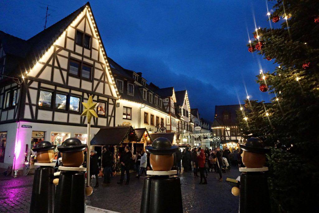 Mercado de Navidad de Michelstädt
