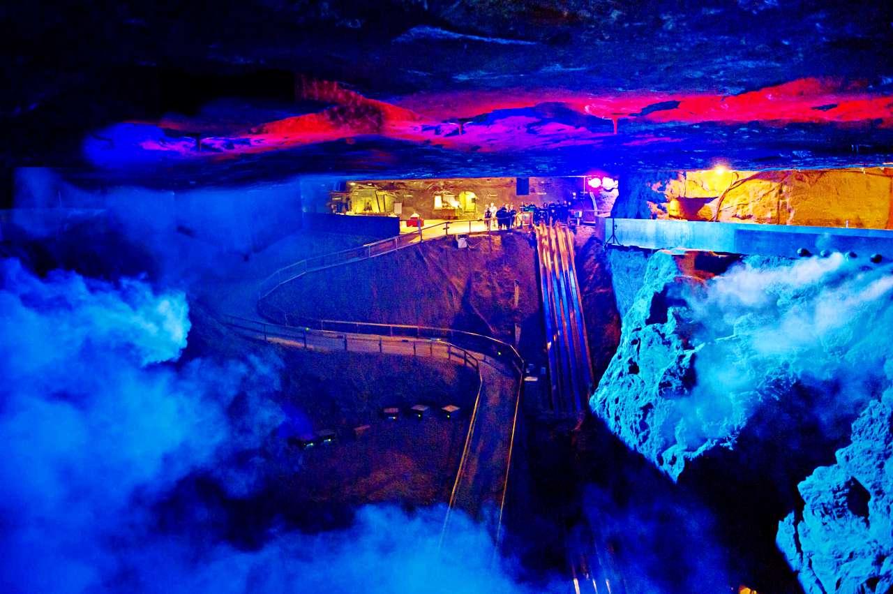 Minas de sal de Berchtesgaden @Salt Mine Berchtesgaden, Südwestdeutsche Salzwerke AG