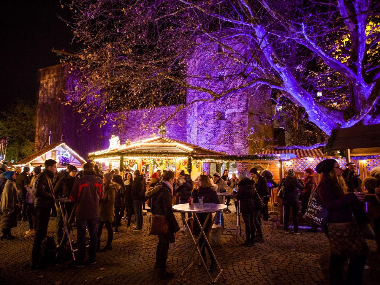 Mercado de Navidad de Sendlingertor @Muenchen.de : Monica Garduño