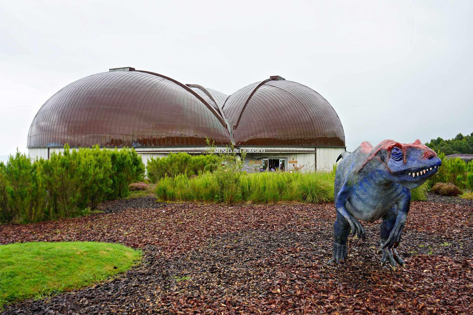 Museo del Jurásico
