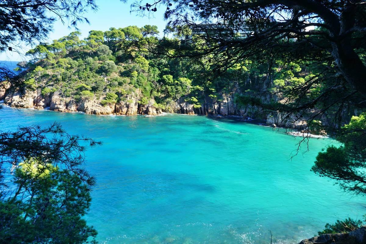 Aiguablava La Playa Más Paradisiaca De Begur Vacacionesporeuropa